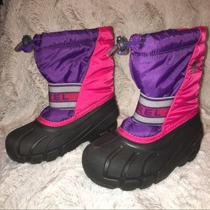 Sorel Cub Winter Boot - girls size 11 (US)